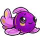 Purple Equilor Plushie