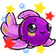 Enchanted Purple Equilor Plushie