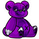 Purple Feliz Plushie