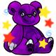 Enchanted Purple Feliz Plushie