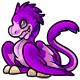 Purple Gobble Plushie