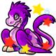 Enchanted Purple Gobble Plushie