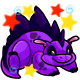 Enchanted Purple Grint Plushie