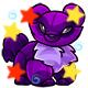 Enchanted Purple Ideus Plushie