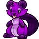 Purple Justin Plushie