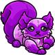 Purple Kaala Plushie