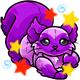 Enchanted Purple Kaala Plushie