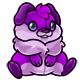 Purple Kujo Plushie