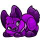 Purple Lati Plushie