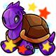 Enchanted Purple Leido Plushie