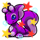 Enchanted Purple Limax Plushie