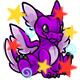 Enchanted Purple Lorius Plushie
