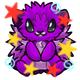 Enchanted Purple Mordo Plushie