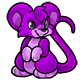 Purple Murfin Plushie