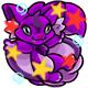 Enchanted Purple Nino Plushie