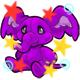 Enchanted Purple Phanty Plushie