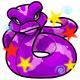 Enchanted Purple Poera Plushie