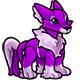 Purple Raulf Plushie