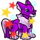 Enchanted Purple Raulf Plushie