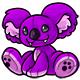 Purple Reese Plushie