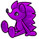 Purple Rofling Plushie