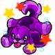 Enchanted Purple Rusty Plushie