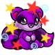 Enchanted Purple Snookle Plushie