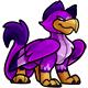 Purple Speiro Plushie