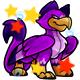Enchanted Purple Speiro Plushie