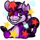 Enchanted Purple Sybri Plushie