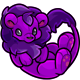 Purple Tantua Plushie