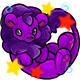Enchanted Purple Tantua Plushie