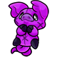 Purple Zoink Plushie