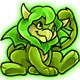 Radioactive Crindol Plushie