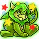 Enchanted Radioactive Crindol Plushie