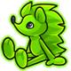 Radioactive Rofling Plushie