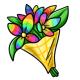 Rainbow Flower Bouquet