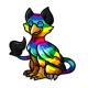 Rainbow Speiro Plushie