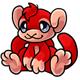 Red Addow Plushie