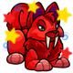 Enchanted Red Bolimo Plushie