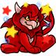 Enchanted Red Crindol Plushie