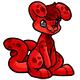Red Doyle Plushie