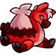 Red Hump Plushie