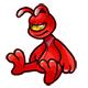 Red Huthiq Plushie