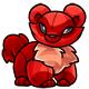 Red Ideus Plushie