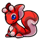 Red Limax Plushie