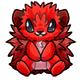 Red Mordo Plushie