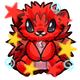 Enchanted Red Mordo Plushie
