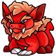Red Oglue Plushie