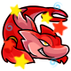 Enchanted Red Paffuto Plushie